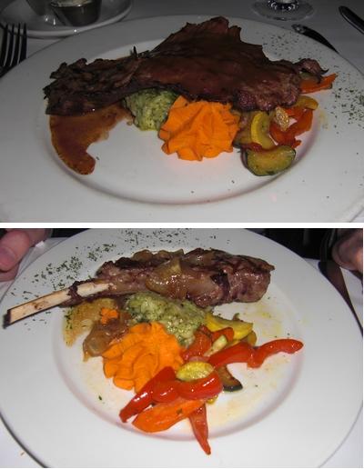 5 mars 2010 un avis sur tout for Aix cuisine du terroir montreal