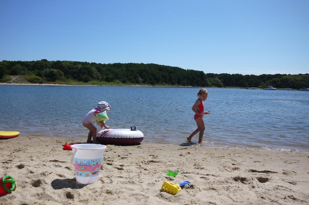 La plage, c'est bien aussi!
